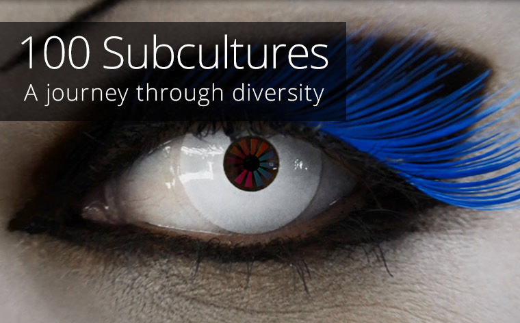 100 Subcultures – a journey through diversity