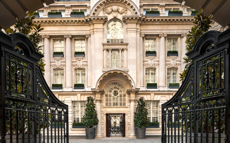 8 of the very best luxury hotels in London