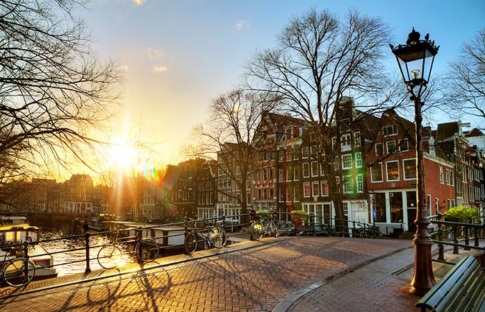 The cheapest Amsterdam city break