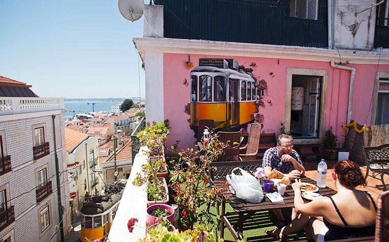 The 10 best hostels and cheap sleeps of Lisbon