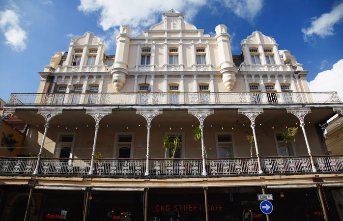 Carnival Court's Victorian building could be your home away from home