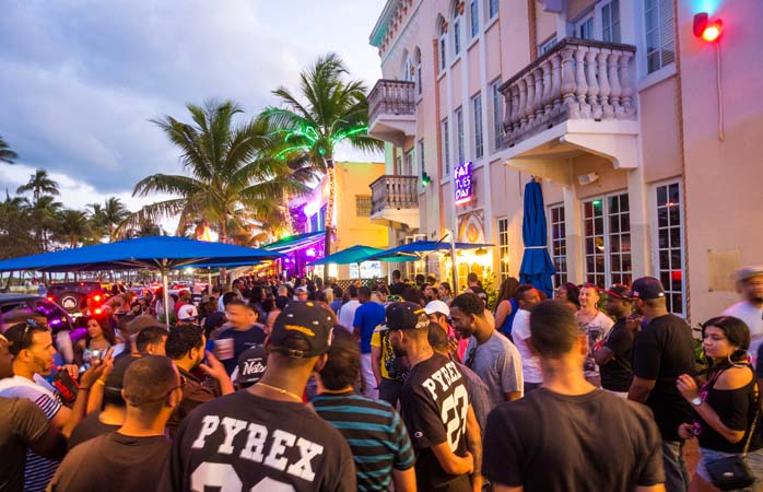Get the low-down on what's going down, and party with the locals