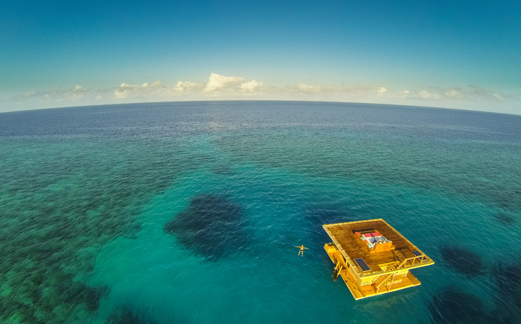 10 remote hotels to completely switch off from social media
