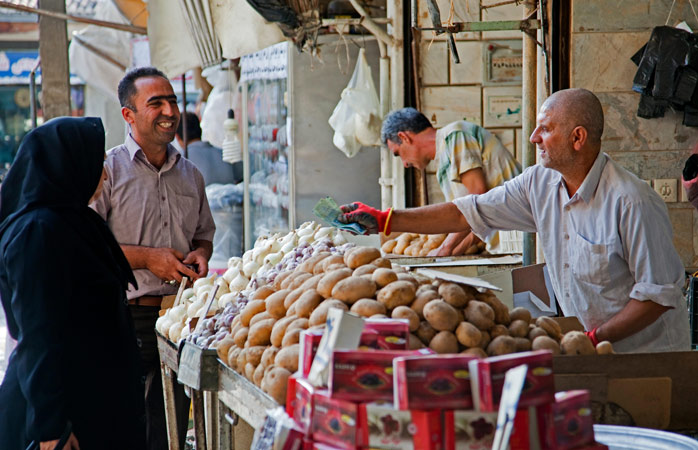 Practice ta'arof to be as polite as the locals in Iran