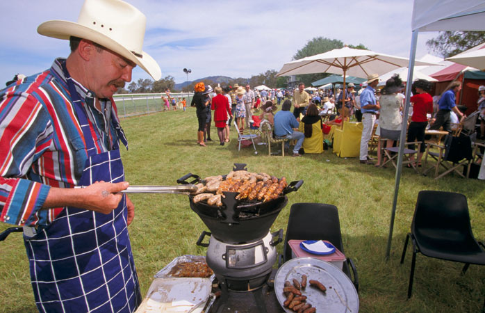 Bring your own beers for the Australian barbecue