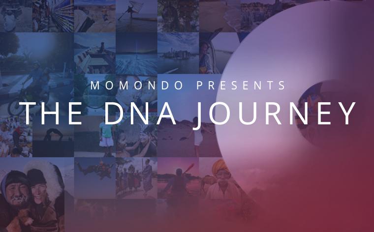 REVEALED: Our DNA Journey UK prizewinner