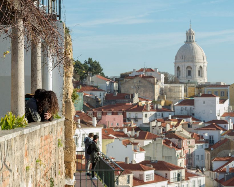 Accessible cities: exploring Lisbon as a disabled traveller
