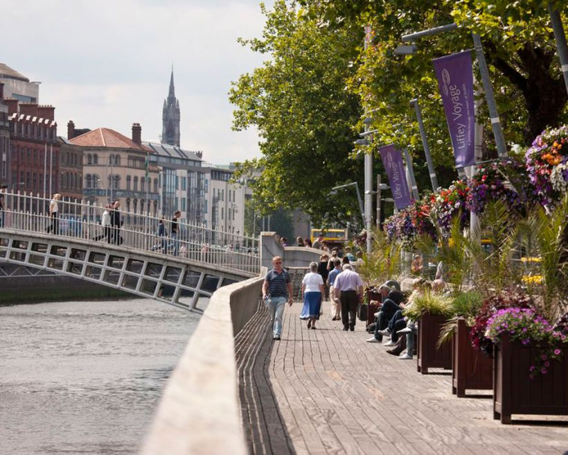 Through local eyes: a city guide to Dublin
