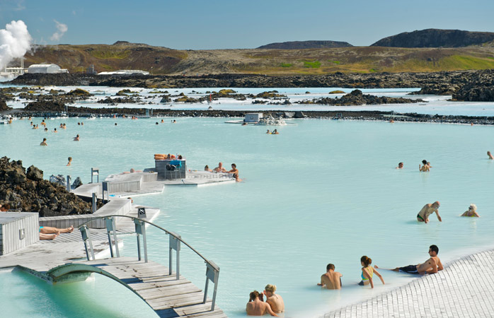 Consider stopping in Iceland's capital city, Reykjavik, for a few hours or even a few days of stunning nature and new adventures