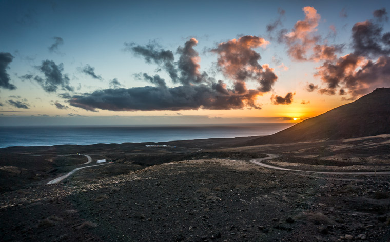 The Canary Islands unveiled: an epic journey through Fuerteventura's volcanic landscapes
