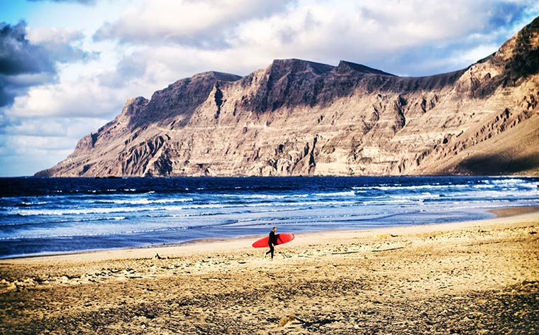 The Canary Islands unveiled: meet Lanzarote – the sporty, sustainable and fiery sister