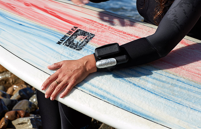 Surfing, swimming or sailing - the Kingii could save your life