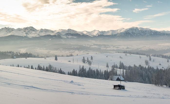 The Polish Tatra mountains - Bialka Tatrzanska, Poland © Leszek.Leszczynski