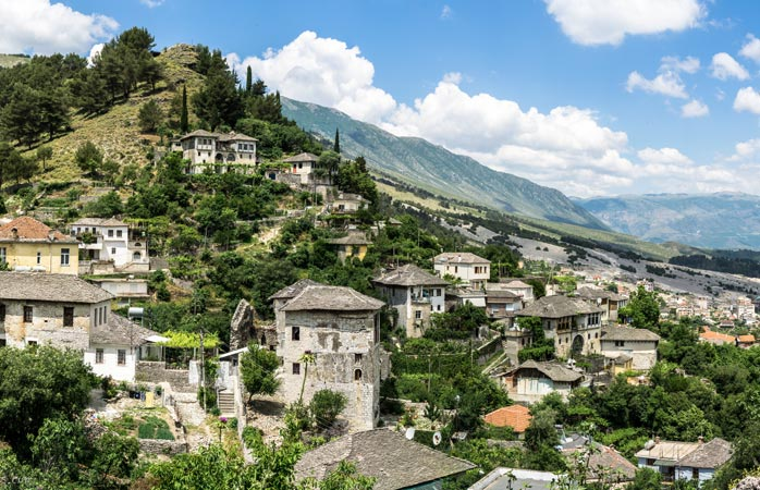 No wonder Gjirokastër is listed as a UNESCO World Heritage site, look at this!