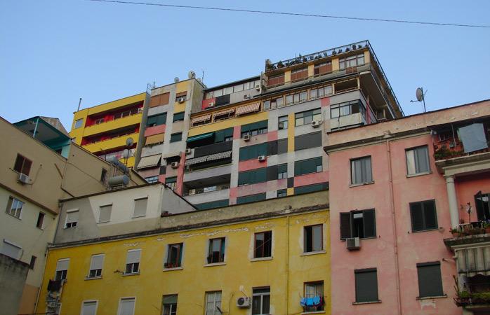Communism in colour in vibrant capital Tirana