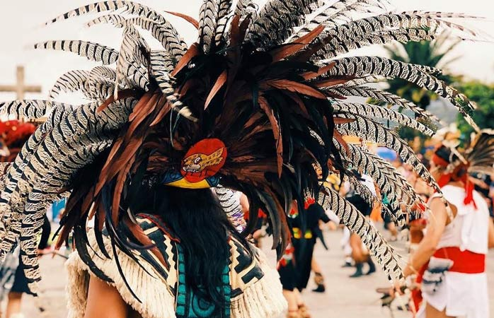 Brush up on your knowledge of indigenous Mexican culture in Tepotzotlán