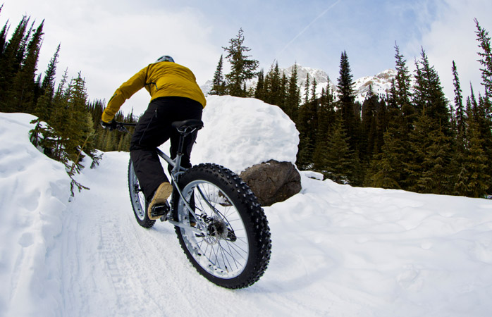 Fat biking through Wyoming: one for the daredevils!