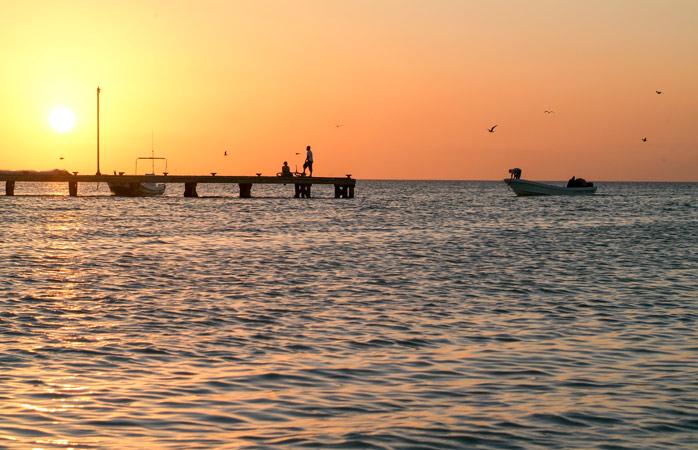 Isla Holbox is an undisturbed island paradise just north of the Yucatán Peninsula