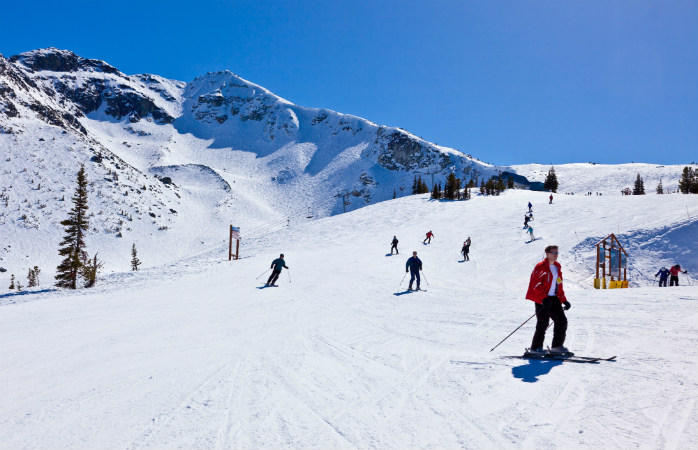 Val d'Islere's well groomed slopes cater to all your ski needs