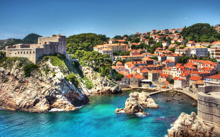 10-day Croatia road trip along the most scenic crescent route