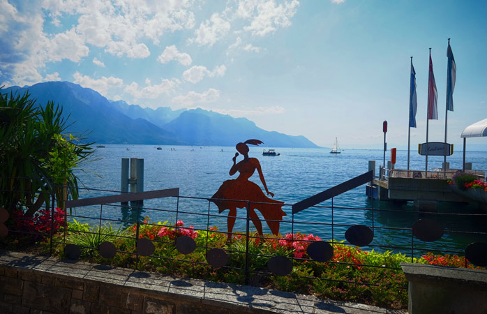 Who can say no to a summer full of music at the Montreux Jazz Festival?