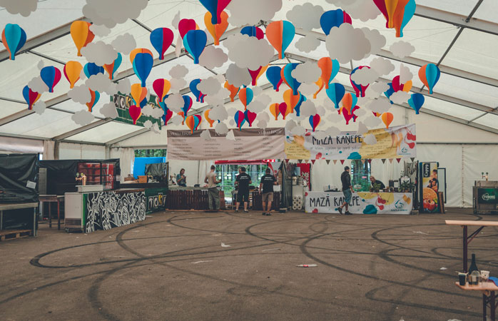 Join the fun at Positivus Festival