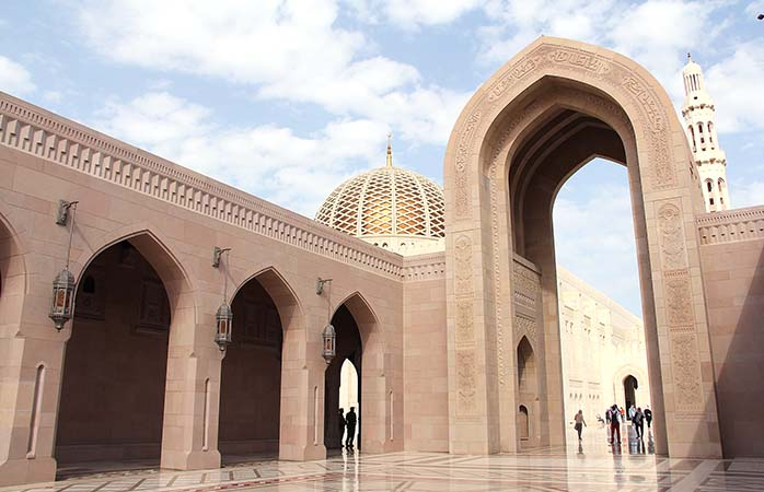 Start your Middle East exploration by going off the beaten path