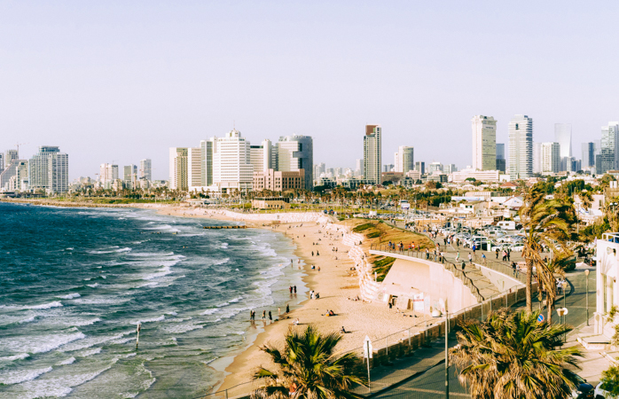 Tel Aviv is a winning combination of beach holiday and city break
