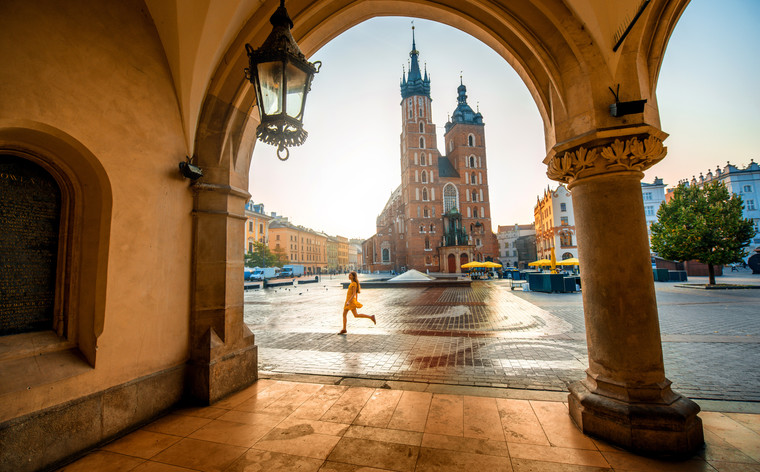 Poland's past and present: a weekend escape to Krakow