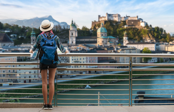Mozart's city of inspiration, Salzburg