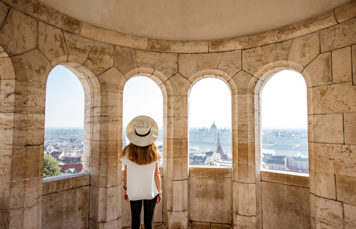 Budapest, the architectural wonder on the Danube