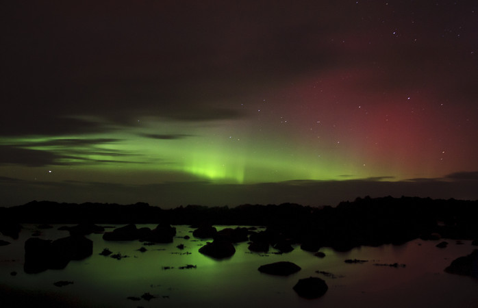 Malin Head provides some pretty stunning views while you're waiting for the aurora