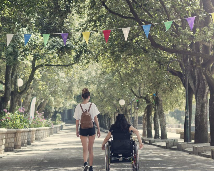 Accessible travel: a guide to travelling with a disability