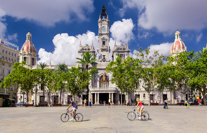 Sunny and verdant Valencia offers a great city-break destination