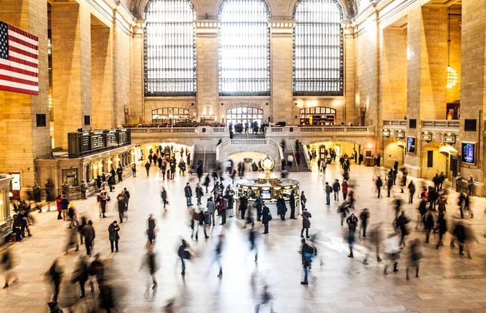Grand Central confusion