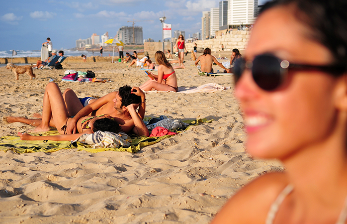 Tel Aviv is widely regarded as one of the top 10 beach cities in the world