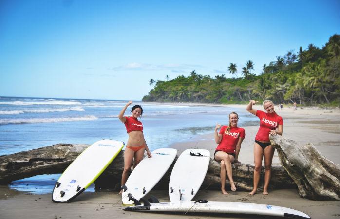 surfcamp costa rica