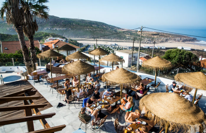 surf camp in portugal