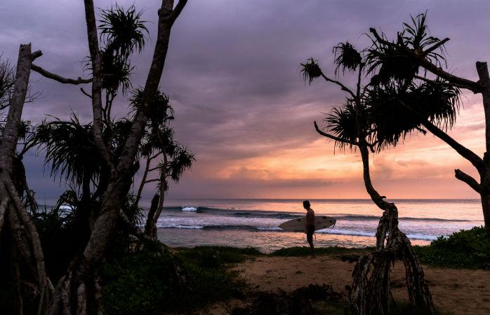 Surf Camp in Sri Lanka