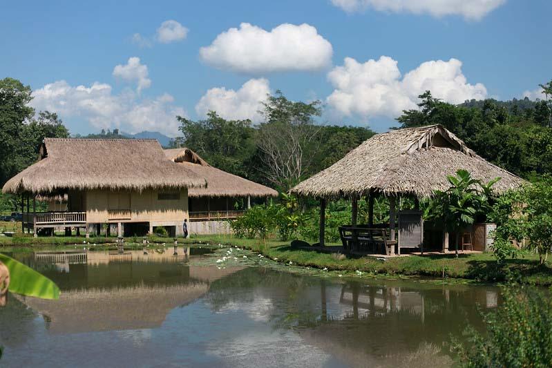 Eco friendly Lisu Lodge in Chiang Mai, Thailand