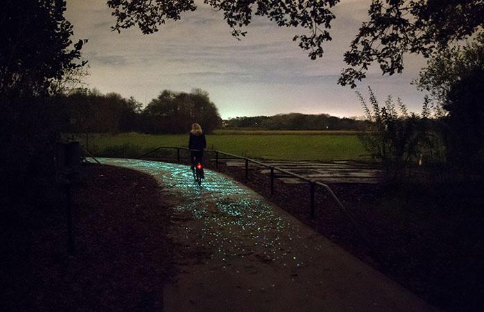 Van Gogh – Roosegaarde Cycle Path