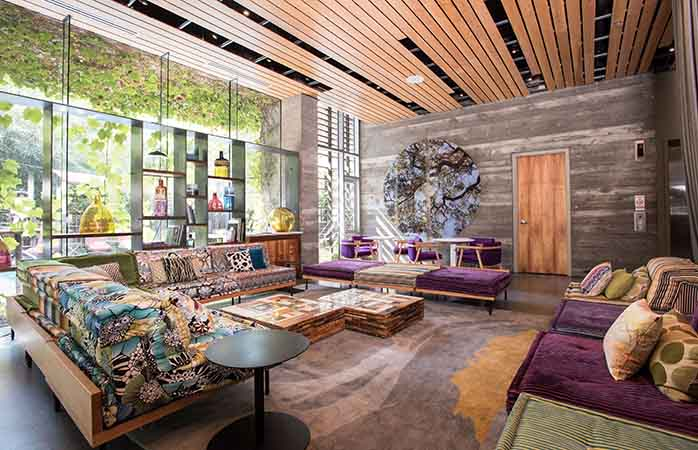 Eco friendly H2 Hotel in San Francisco