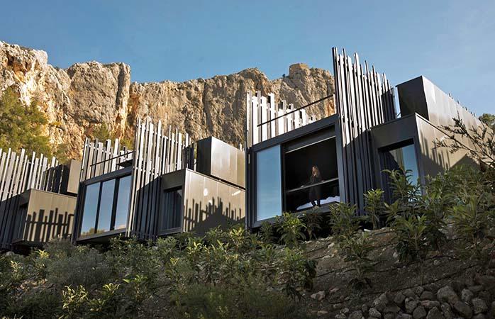 Eco friendly hotel in Alicante