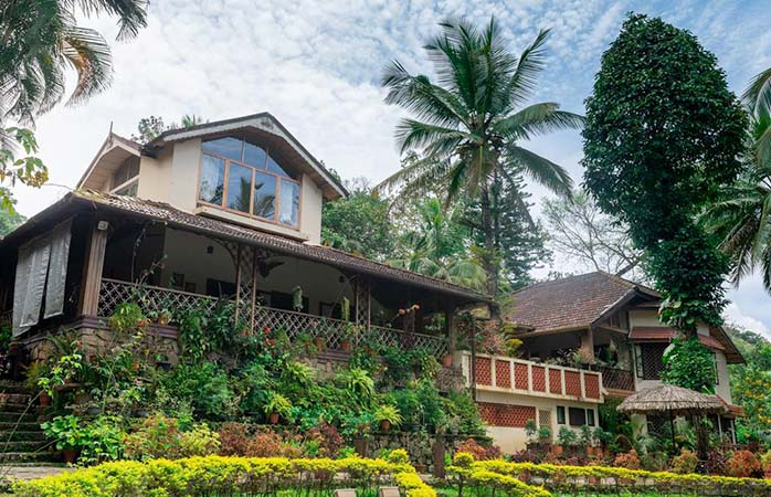 The Tranquil Resort, Kerala - an unusual, but beautiful place to spend a holiday in India