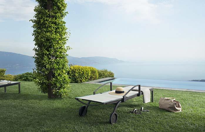 Eco friendly hotel at Lake Garda in Italy