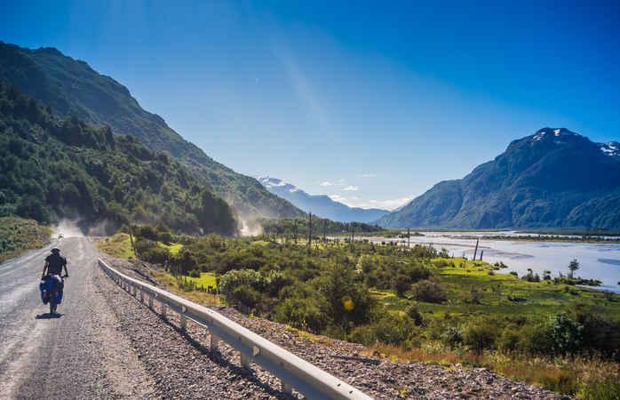 Carretera Austral in Chile
