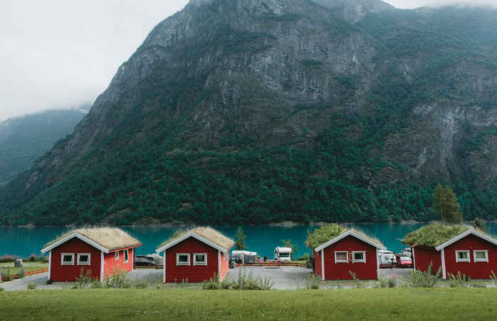 Camping Fannefjorden