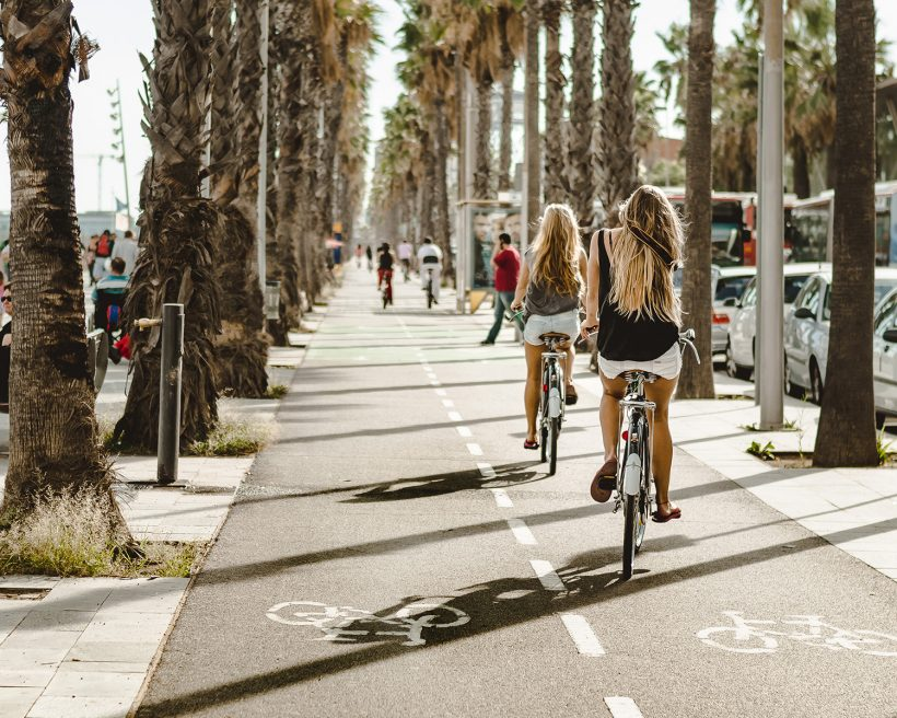 How to travel to Barcelona the sustainable way